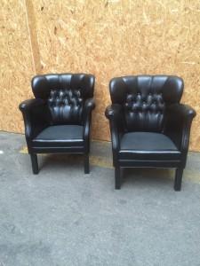 Clubchairs/biblioteksstole