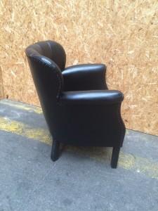 Clubchair/biblioteksstol