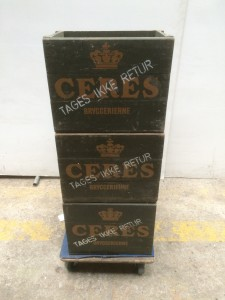 Ølkasser Ceres
