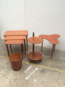 Småmøbler