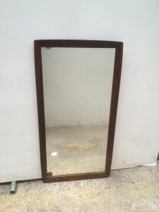 Spejl palisander