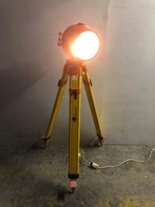 Industriel lampe